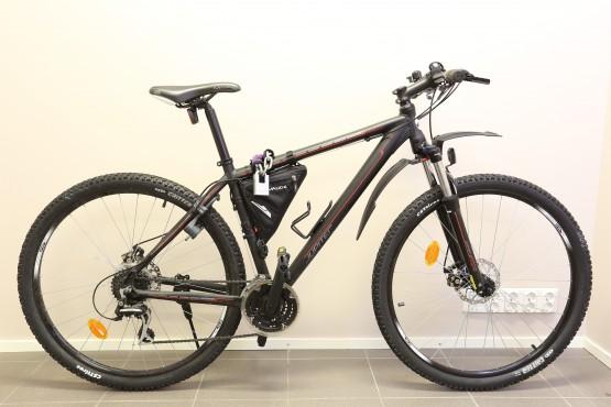polkupyörä Jupiter Conquest takuu voimassa