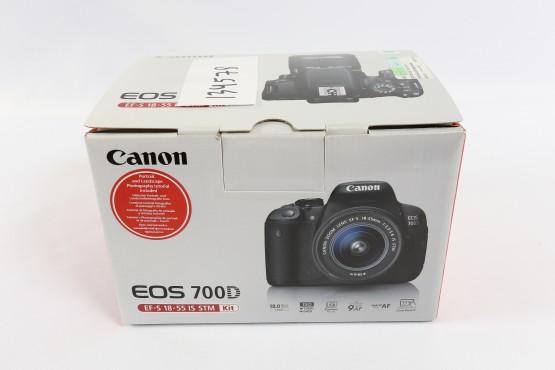 Canon EOS700D
