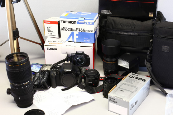 Canon EOS 600D ym